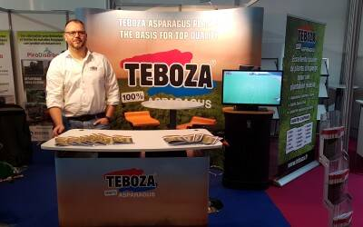 Teboza op Sival in Angers